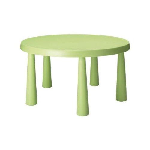 Ikea Mammut Green Kidu0027s Childrenu0027s Table