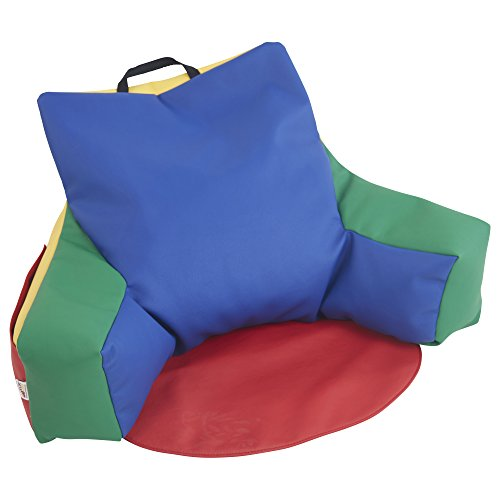 The Relax N Read Bean Bag Couch From ECR4Kids Offers A Soft And Cozy Seat For Reading Nook In Library Classroom Daycare Or Home Environment