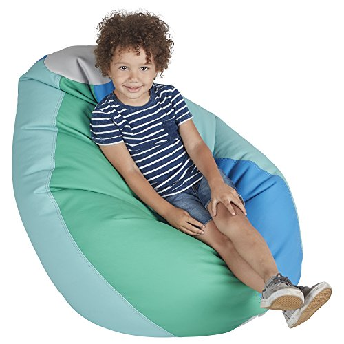 ECR4Kids Dew Drop Bean Bag Chair, Contemporary